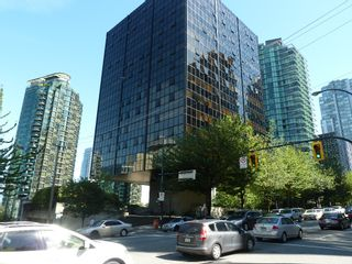 """Photo 30: 613 1333 W GEORGIA Street in Vancouver: Coal Harbour Condo for sale in """"Qube"""" (Vancouver West)  : MLS®# V1024937"""