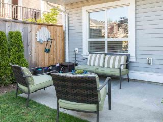 """Photo 17: 16 7298 199A Street in Langley: Willoughby Heights Townhouse for sale in """"YORK"""" : MLS®# R2068285"""