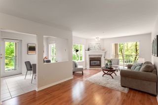 """Photo 4: 307 5683 HAMPTON Place in Vancouver: University VW Condo for sale in """"WYNDHAM HALL"""" (Vancouver West)  : MLS®# R2318427"""