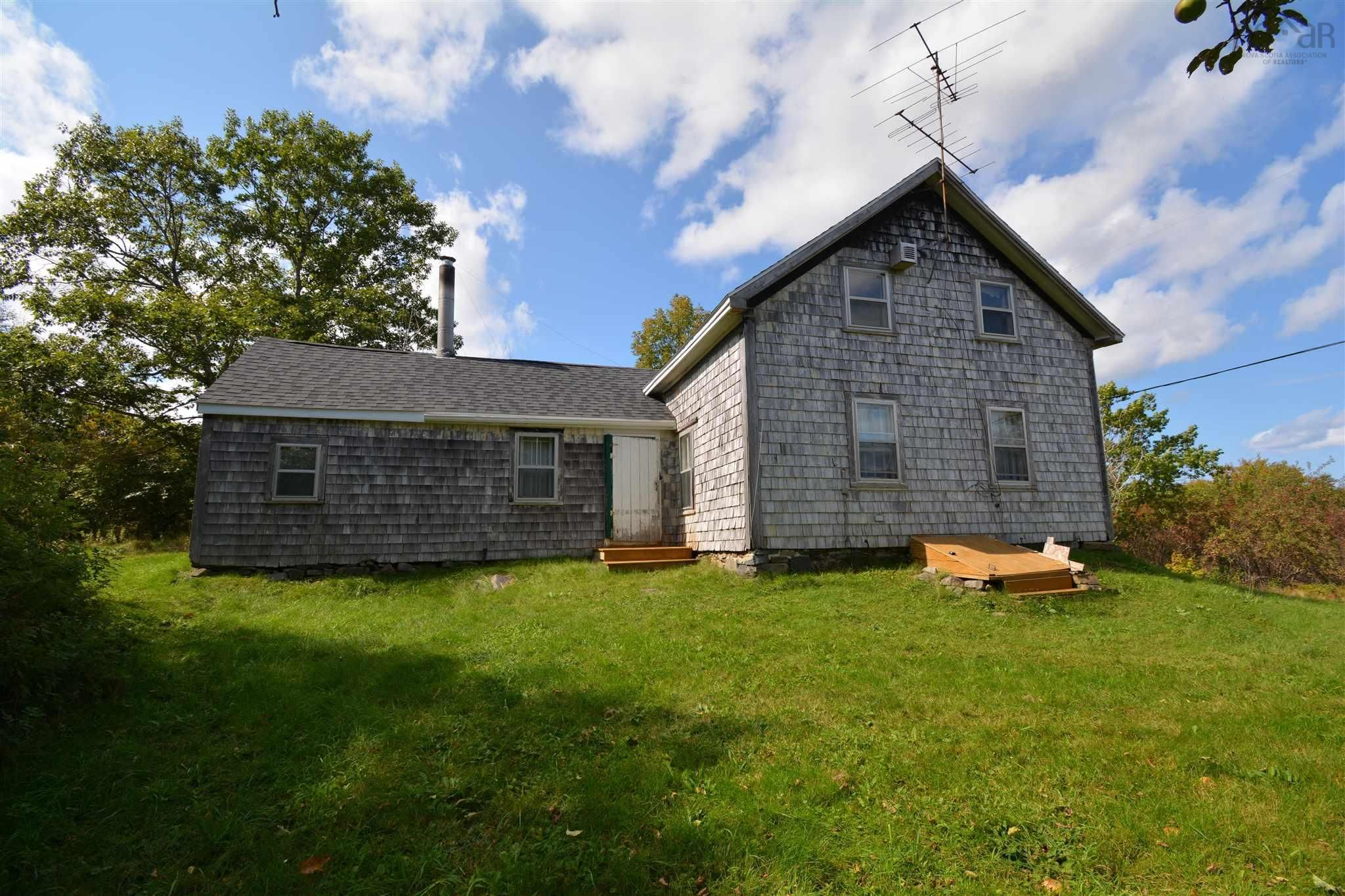 Main Photo: 1074 WEYMOUTH FALLS Road in Weymouth Falls: 401-Digby County Residential for sale (Annapolis Valley)  : MLS®# 202124892