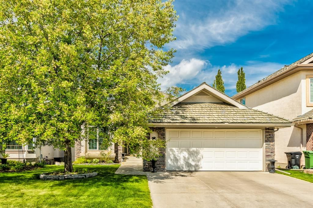 Main Photo: 64 Evergreen Crescent SW in Calgary: Evergreen Detached for sale : MLS®# A1118381