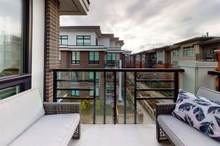"Photo 16: 325 9388 ODLIN Road in Richmond: West Cambie Condo for sale in ""OMEGA by CONCORD PACIFIC"" : MLS®# R2531947"