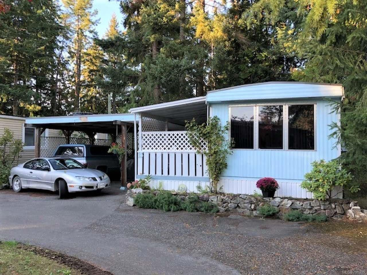 Main Photo: 15 1247 ARBUTUS ROAD in PARKSVILLE: PQ Parksville Manufactured Home for sale (Parksville/Qualicum)  : MLS®# 798309
