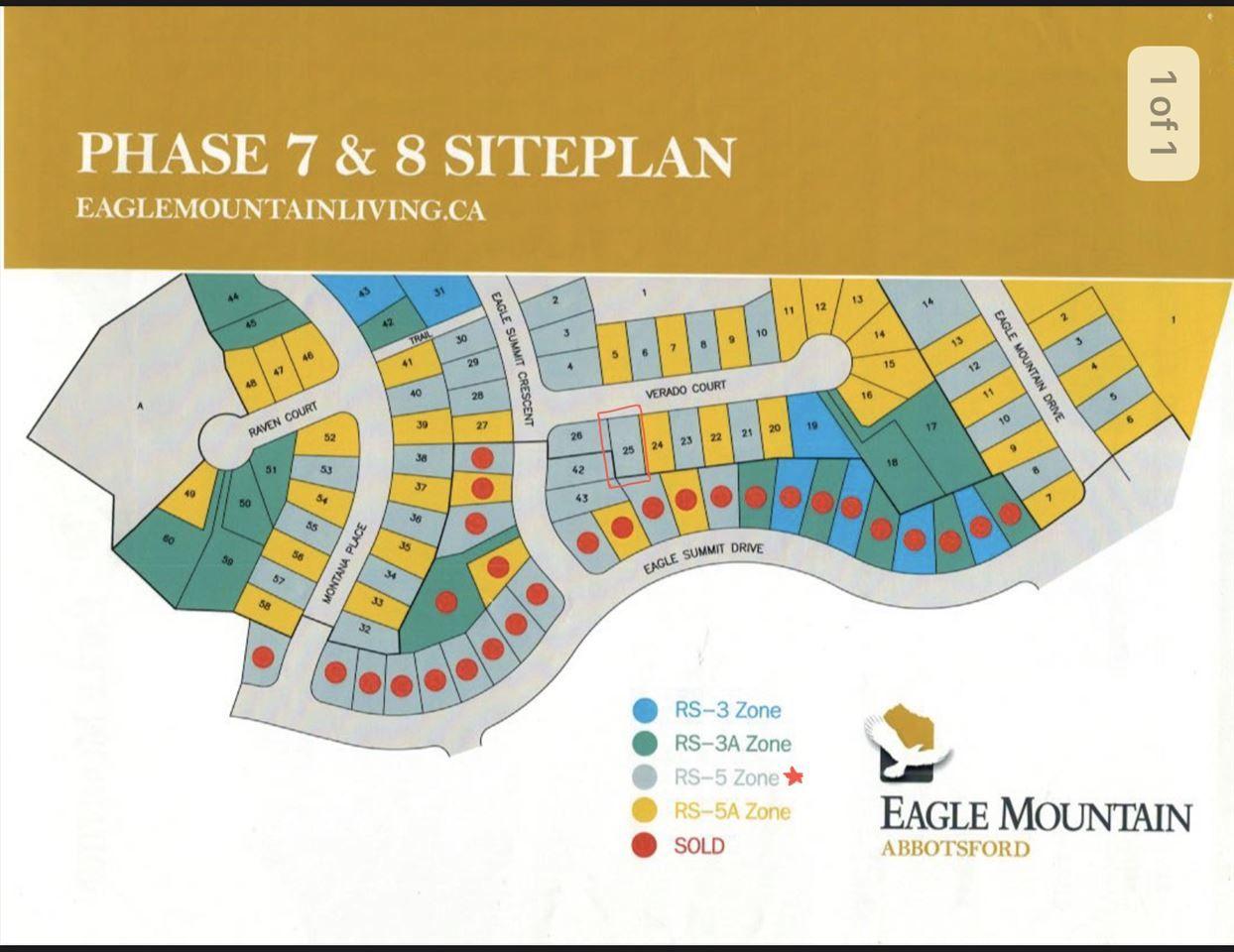 Main Photo: 35432 VERADO Court in Abbotsford: Abbotsford East Land for sale : MLS®# R2515226