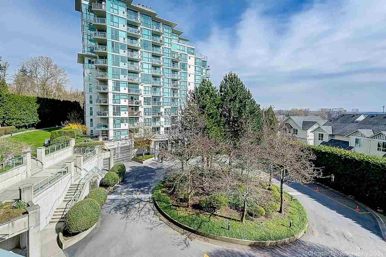 Main Photo: 503 2733 CHANDLERY Place in Vancouver: South Marine Condo for sale (Vancouver East)  : MLS®# R2560176