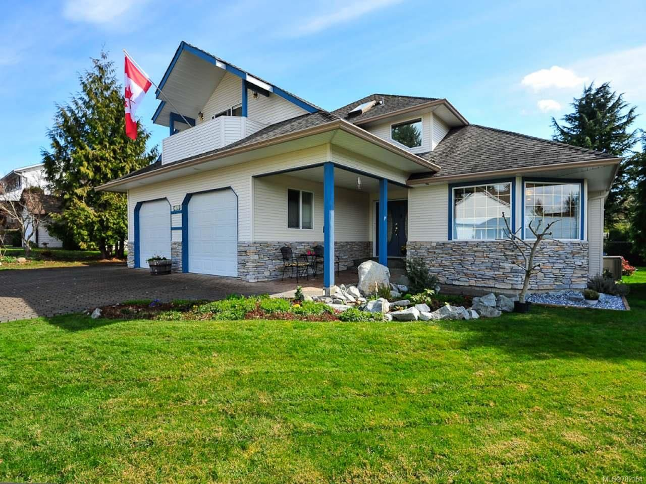 Main Photo: 1400 MALAHAT DRIVE in COURTENAY: CV Courtenay East House for sale (Comox Valley)  : MLS®# 782164