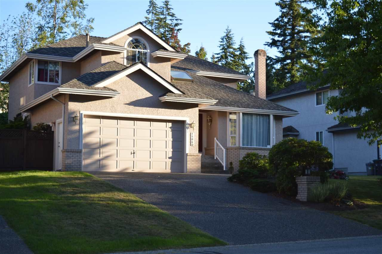 Main Photo: 14860 26TH AVENUE in : Sunnyside Park Surrey House for sale : MLS®# R2091104