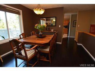 Photo 6: 2177 College Pl in VICTORIA: ML Shawnigan House for sale (Malahat & Area)  : MLS®# 730417