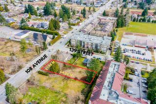 Photo 1: 13878 108 Avenue in Surrey: Whalley Land for sale (North Surrey)  : MLS®# R2582444