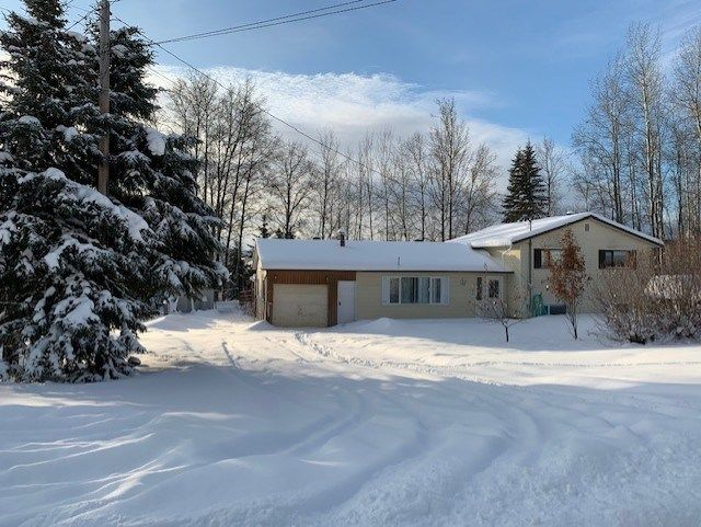 Main Photo: 5103 W 53 Avenue in Fort Nelson: Fort Nelson -Town House for sale (Fort Nelson (Zone 64))  : MLS®# R2491655