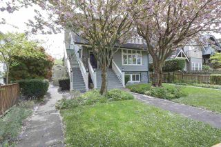 Photo 1: 3450 W 3RD Avenue in Vancouver: Kitsilano Townhouse for sale (Vancouver West)  : MLS®# R2363406