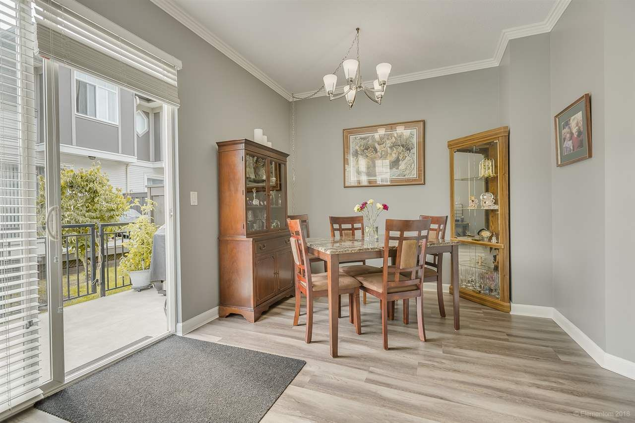 """Photo 13: Photos: 50 1010 EWEN Avenue in New Westminster: Queensborough Townhouse for sale in """"Windsor Mews"""" : MLS®# R2468809"""
