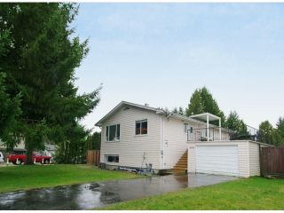 Photo 1: 3159 267A Street in Langley: Aldergrove Langley House for sale : MLS®# F1315905
