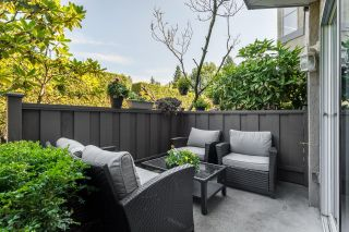 """Photo 18: 4 3476 COAST MERIDIAN Road in Port Coquitlam: Lincoln Park PQ Townhouse for sale in """"LAURIER MEWS"""" : MLS®# R2598471"""