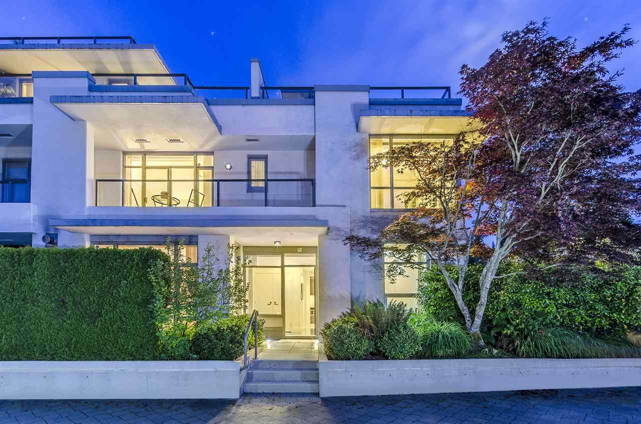 """Main Photo: 6022 CHANCELLOR Mews in Vancouver: University VW Townhouse for sale in """"Chancellor House"""" (Vancouver West)  : MLS®# R2069864"""