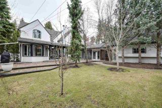 Photo 47: 52 ST GEORGE'S Crescent in Edmonton: Zone 11 House for sale : MLS®# E4221437