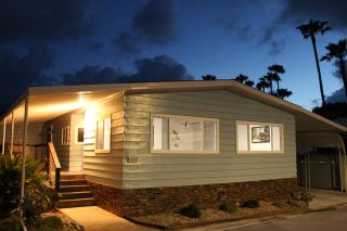 Photo 21: CARLSBAD WEST Manufactured Home for sale : 2 bedrooms : 7217 San Bartolo #384 in Carlsbad