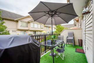 """Photo 23: 16 5388 201A Street in Langley: Langley City Townhouse for sale in """"THE COURTYARD"""" : MLS®# R2594705"""