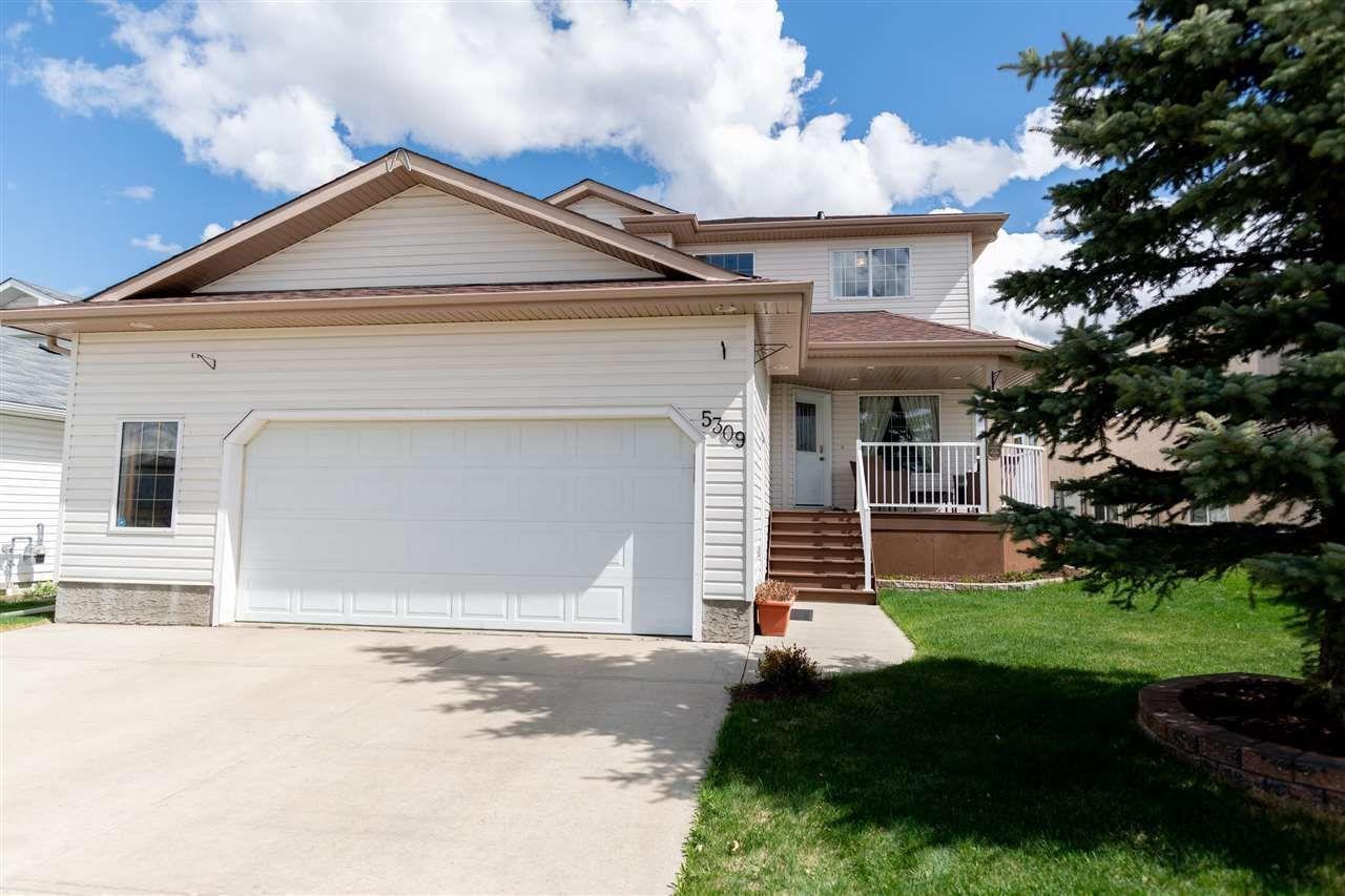 Main Photo: 5309 57 Avenue: Stony Plain House for sale : MLS®# E4243740