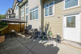 "Photo 38: 4 22865 TELOSKY Avenue in Maple Ridge: East Central Townhouse for sale in ""WINDSONG"" : MLS®# R2496443"