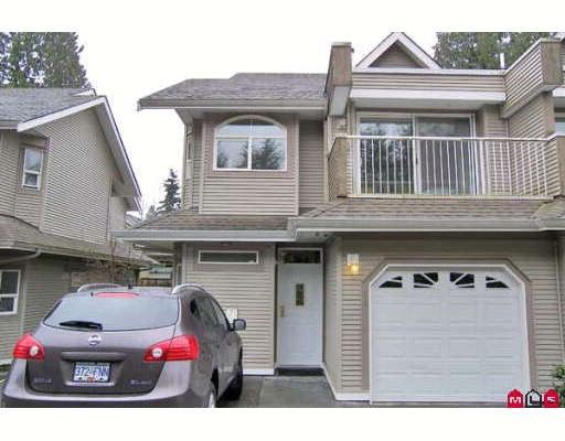 """Main Photo: 11 8289 121A Street in Surrey: Queen Mary Park Surrey Townhouse for sale in """"Kennedy Woods"""" : MLS®# F2808909"""