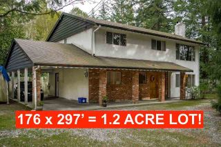 Photo 1: 2350 170 Street in Surrey: Pacific Douglas House for sale (South Surrey White Rock)  : MLS®# R2426011
