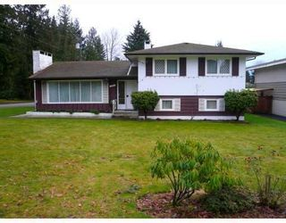 Photo 1: 1201 GREENBRIAR WY in North Vancouver: House for sale : MLS®# V802090