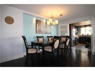 "Photo 8: 704 410 CARNARVON Street in New Westminster: Downtown NW Condo for sale in ""CARNARVON PLACE"" : MLS®# V1075370"