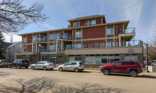 Photo 1: 9750 94 ST NW in Edmonton: Zone 18 Condo for sale : MLS®# E4150456