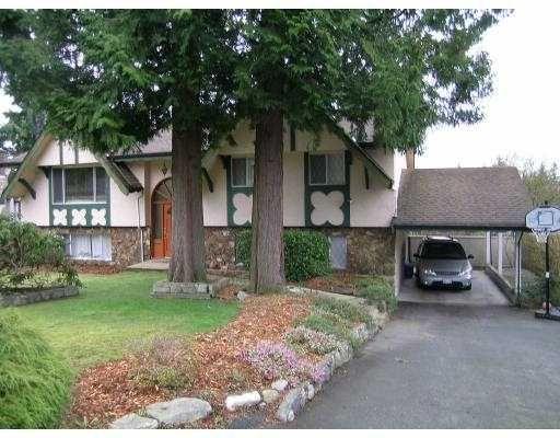 Main Photo: 1848 HAVERSLEY AV in Coquitlam: Central Coquitlam House for sale : MLS®# V576965