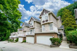 "Photo 1: 16 7488 MULBERRY Place in Burnaby: The Crest Townhouse for sale in ""Sierra Ridge"" (Burnaby East)  : MLS®# R2468404"