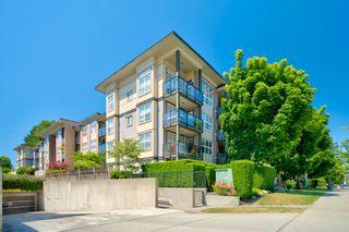 "Photo 1: 119 10707 139 Street in Surrey: Whalley Condo for sale in ""Aura II"" (North Surrey)  : MLS®# R2602215"