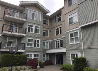 "Photo 1: 405 33255 OLD YALE Road in Abbotsford: Central Abbotsford Condo for sale in ""BRIXTON"" : MLS®# R2167859"