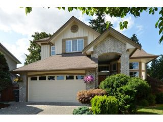 Photo 1: 10351 167A ST in Surrey: Fraser Heights House for sale (North Surrey)  : MLS®# F1422176