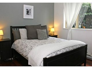 "Photo 11: 101 1316 W 11TH Avenue in Vancouver: Fairview VW Condo for sale in ""THE COMPTON"" (Vancouver West)  : MLS®# V1050556"