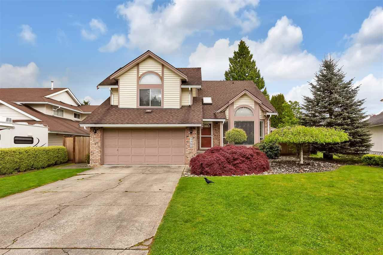 """Main Photo: 9280 154A Street in Surrey: Fleetwood Tynehead House for sale in """"BERKSHIRE PARK"""" : MLS®# R2576878"""