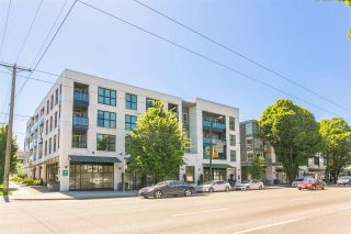 "Photo 1: 312 1588 E HASTINGS Street in Vancouver: Hastings Condo for sale in ""Boheme"" (Vancouver East)  : MLS®# R2169740"
