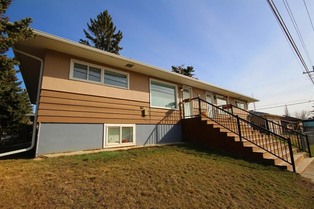 Main Photo: 1840 39 Street SE in Calgary: Forest Lawn 4 plex for sale : MLS®# A1090232