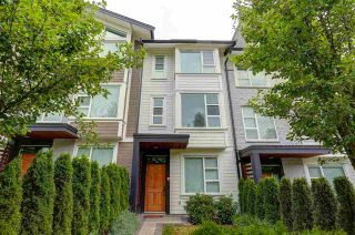 Photo 2: 31 1299 COAST MERIDIAN ROAD in Coquitlam: Burke Mountain Townhouse for sale : MLS®# R2105915