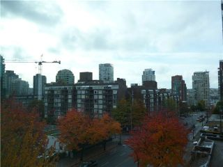 """Photo 4: 503 1003 BURNABY Street in Vancouver: West End VW Condo for sale in """"Milano"""" (Vancouver West)  : MLS®# V1094081"""