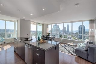 """Photo 1: 2303 2232 DOUGLAS Road in Burnaby: Brentwood Park Condo for sale in """"AFFINITY II"""" (Burnaby North)  : MLS®# R2268880"""