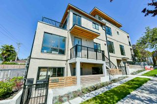 Photo 1: 1505 W 60TH Avenue in Vancouver: South Granville Townhouse for sale (Vancouver West)  : MLS®# R2484763