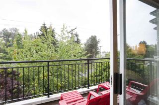 "Photo 19: 212 1413 BRUNETTE Avenue in Coquitlam: Maillardville Townhouse for sale in ""La Galerie"" : MLS®# R2465611"