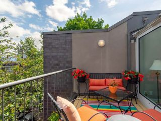 """Photo 8: 832 W 7TH Avenue in Vancouver: Fairview VW Townhouse for sale in """"Casa del Arroyo"""" (Vancouver West)  : MLS®# R2274661"""