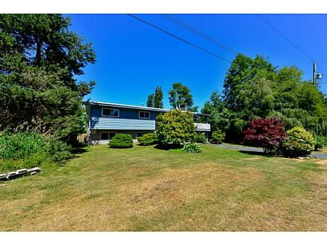 Main Photo: 4907 11A AV in Tsawwassen: Tsawwassen Central House for sale : MLS®# V1127867