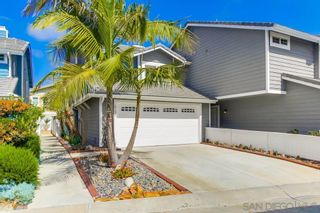 Photo 1: ENCINITAS Townhouse for sale : 2 bedrooms : 658 Summer View Cir