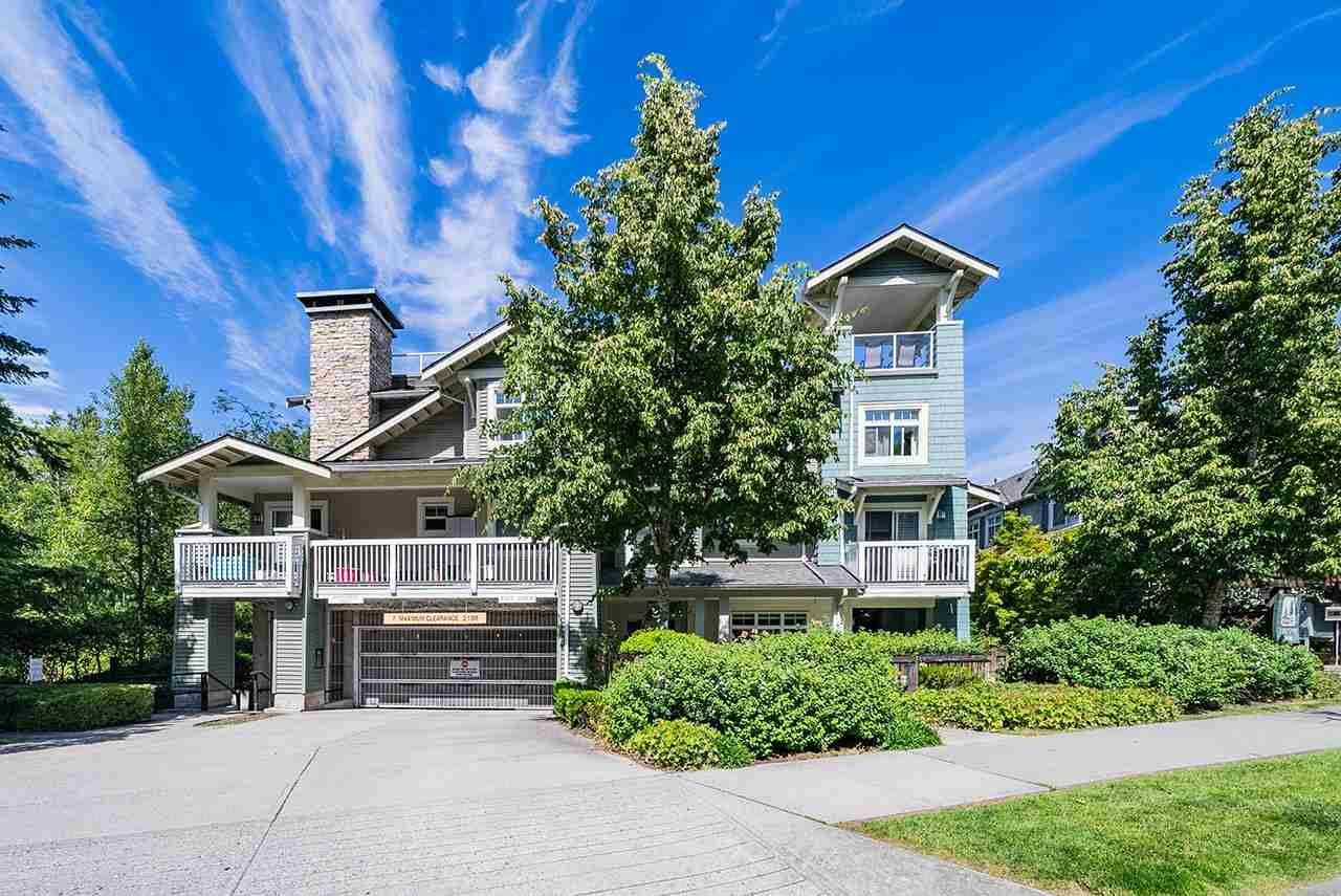 """Main Photo: 25 7428 SOUTHWYNDE Avenue in Burnaby: South Slope Townhouse for sale in """"LEDGESTONE"""" (Burnaby South)  : MLS®# R2590094"""