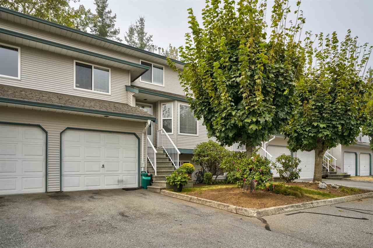 "Main Photo: 13 34332 MACLURE Road in Abbotsford: Abbotsford East Townhouse for sale in ""IMMEL RIDGE"" : MLS®# R2510549"