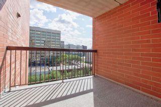 Photo 28: 802 9917 110 Street NW in Edmonton: Zone 12 Condo for sale : MLS®# E4258804