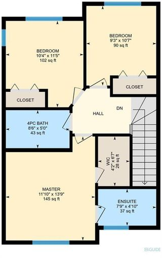 Photo 31: 58 KINCORA Heath NW in Calgary: Kincora Row/Townhouse for sale : MLS®# C4303570